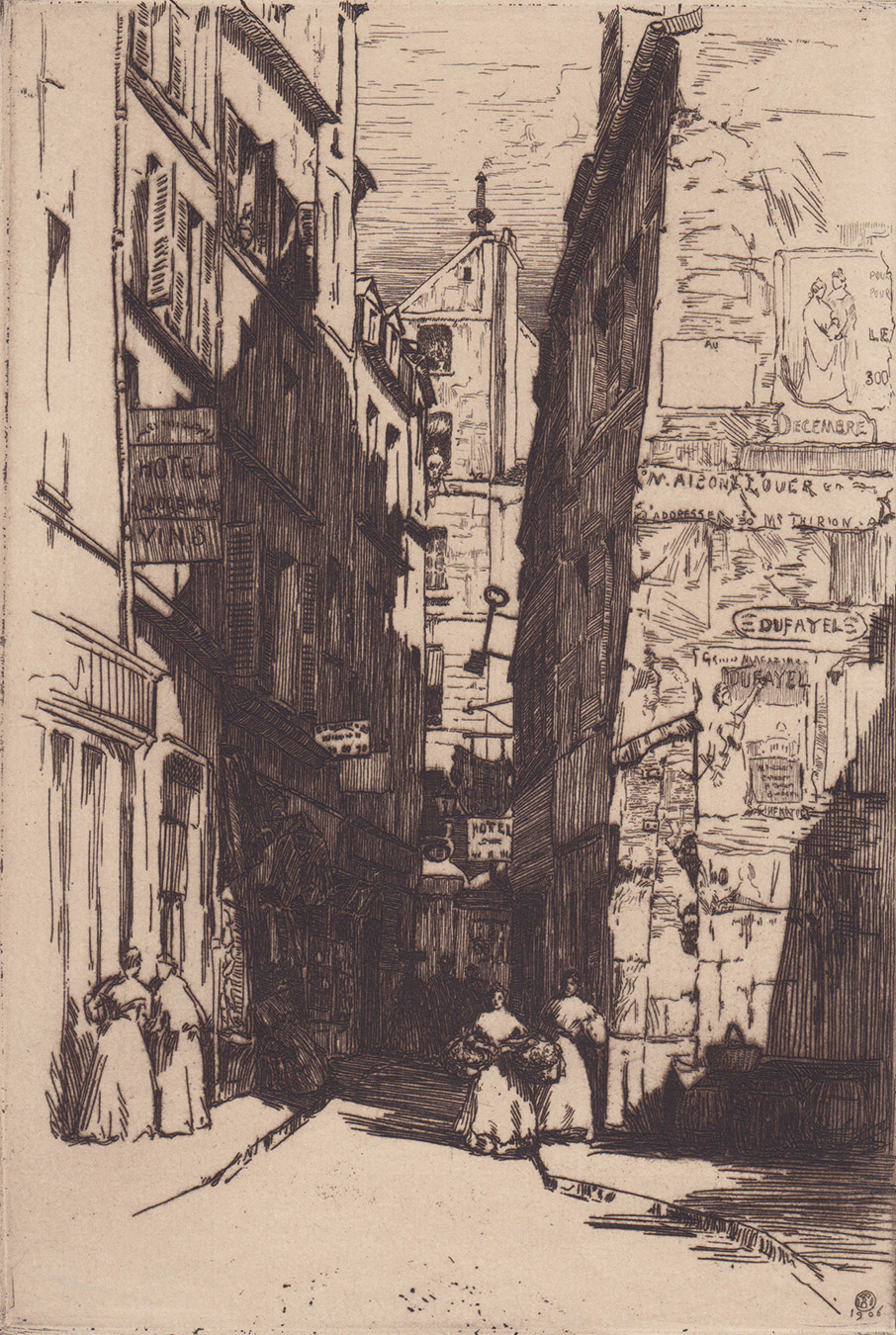 """Collection Image: Webster """"Rue Brise Miche"""""""